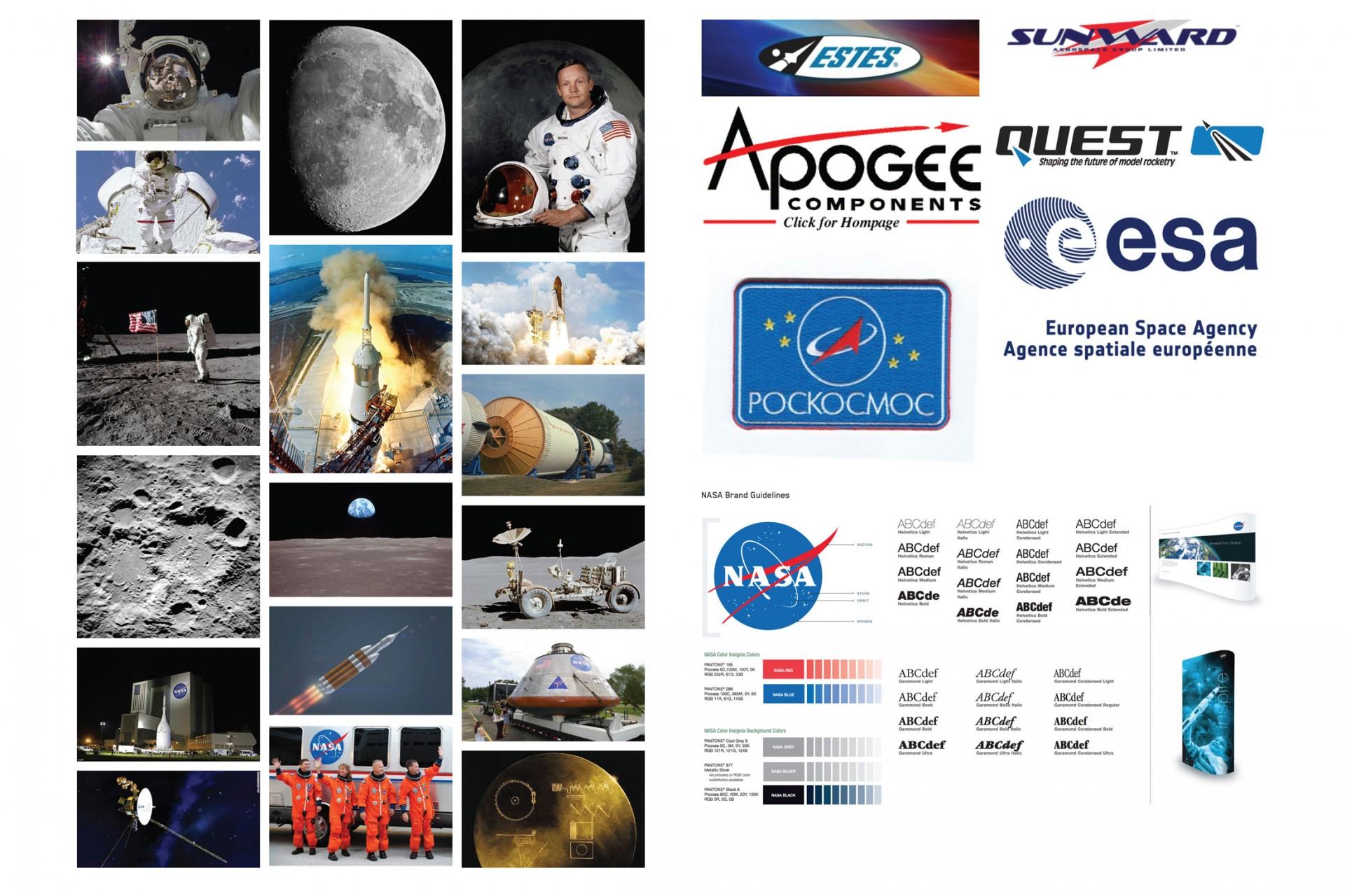 K–A NASA SKYLAB Packaging